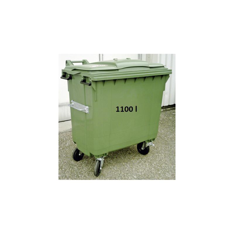 Container à 4 roulettes - 1100