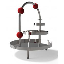 Brunnen - Wasserspiel