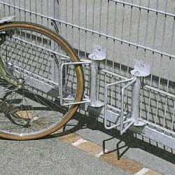 Twist - arceau bloque roue mural