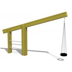 Budgetino-Climber-Swing - Schaukel