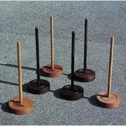 Mühlespiel - Mühlesteine - Gesellschaftsspiel