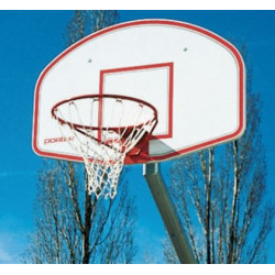 Mât pour basketball