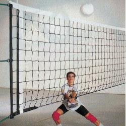 Installation de volley-ball