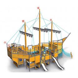 Q00774- Segelschiff