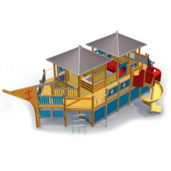 Q01158 - Dampfschiff