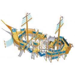 Q02279 - Segelschiff