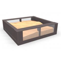 Sandbox- Urbanes Spielplatzgerät