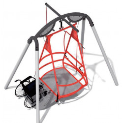 Saturn - balançoire pour chaise roulante