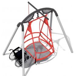 Saturn - Rollstuhl-Schaukel