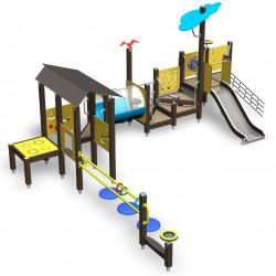 Inclusive Play S - behindertengerechte Spielanlage