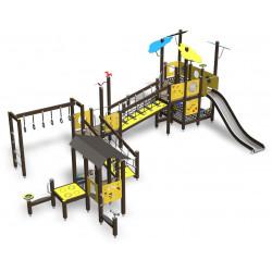 Inclusive Play L - behindertengerechte Spielanlage