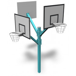 Baseketball Rack