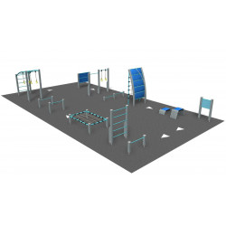Fitness Track M - Outdoor Fitness