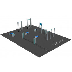 Fitness Park S - Outdoor Fitness