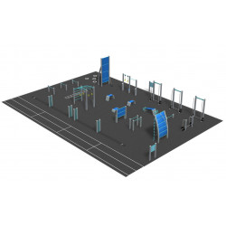 Fitness Park L - Outdoor Fitness
