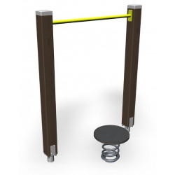 Balance Spring - Outdoor Fitness