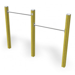 Chinning Bars for 2 - Reckstange