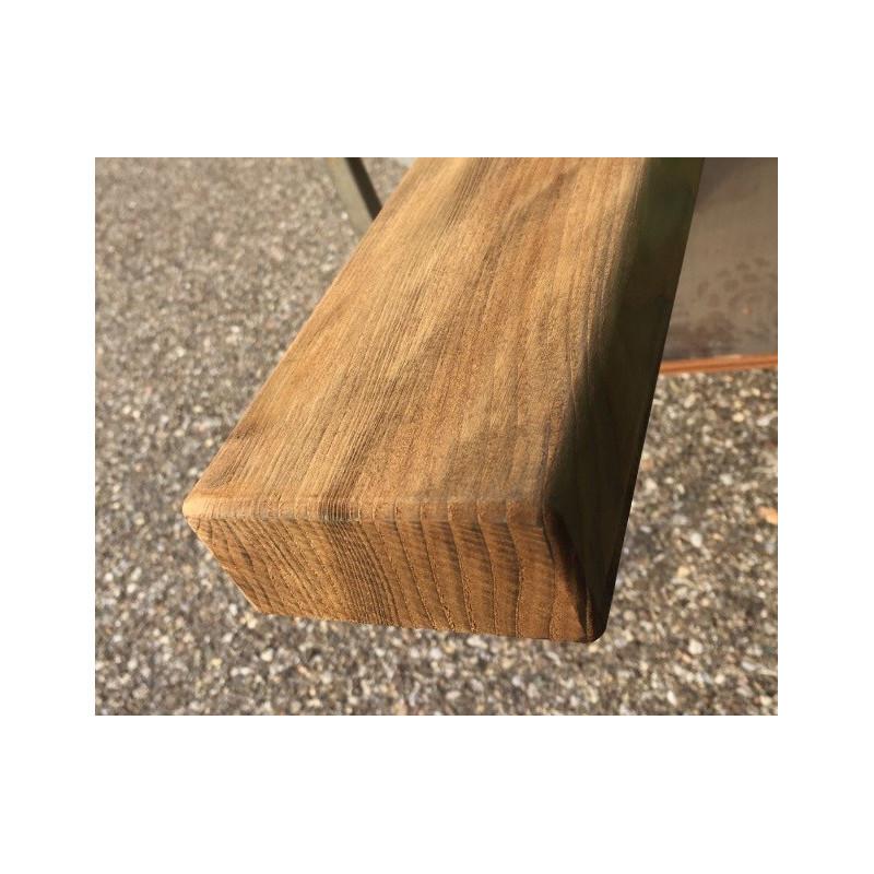 Sitzbanklatte Tanne breit