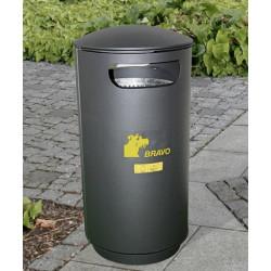 City BRAVO - Dispenser mit Abfallbehälter