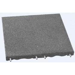 Fallschutzplatten - 8 cm/ grau