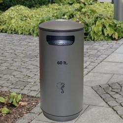 City 60 - Abfallbehälter