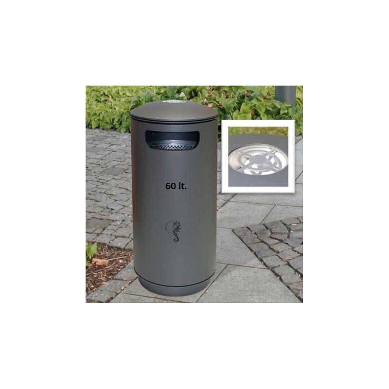 City 60 Cendrier - réceptacle à ordures