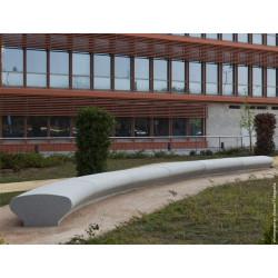 Guadalquivir - Hockerbank aus Beton