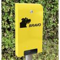 BRAVO Set Economy - distributeur de sachets pour crottes de chien
