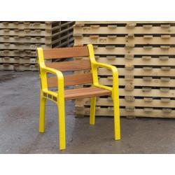 Montseny - Chaise en bois