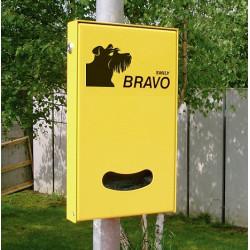 BRAVO Smily - Distributeur de sachets pour crottes