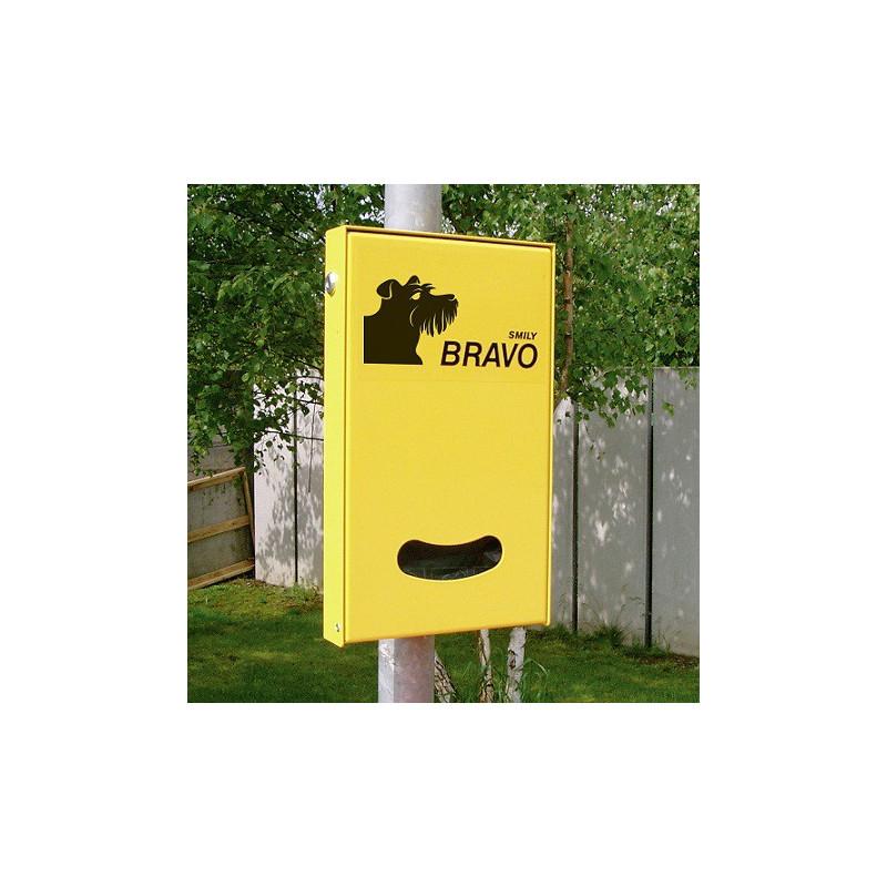 BRAVO Smily - Dispenser für Hundekotbeutel