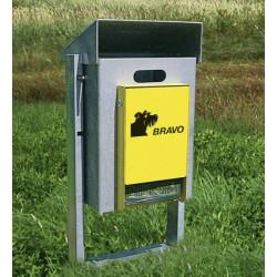 BRAVO Kirn 50E - Dispenser mit Abfallbehälter