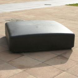 Puff - siège en béton