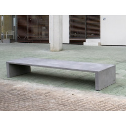 Prima - Sitzbank aus Beton