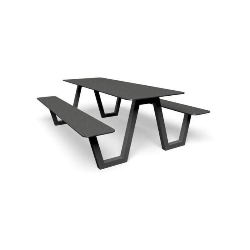 Picnic HPL - combinaison banc / table