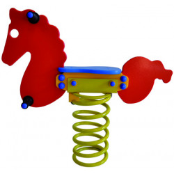 Pony - Federwipptier