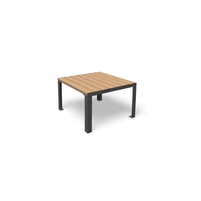 Easy - Tisch niedrig