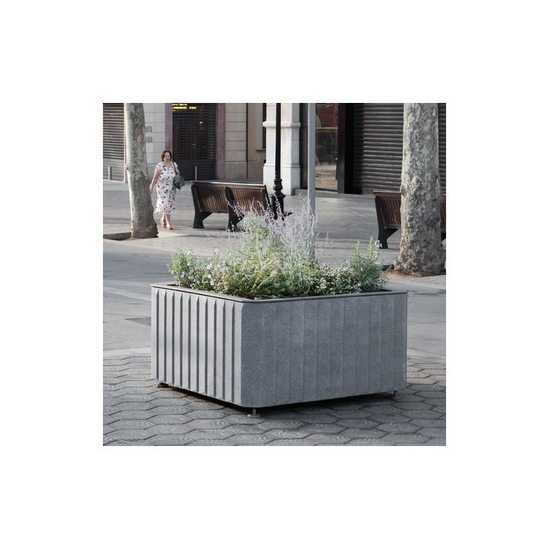 Hidrojardinera - Pflanzgefässe aus Beton