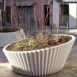 Lena - Pflanzgefäss aus Beton
