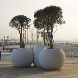 Esferas - Pflanzgefäss aus Beton