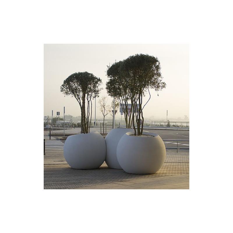 Esferas - jardinière en béton