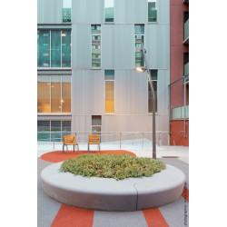 Crown - Pflanzgefäss aus Beton
