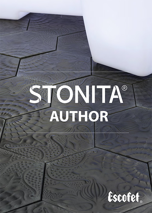 Escofet Katalog Stonita Author