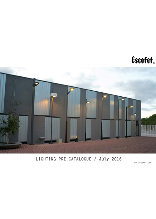 Escofet Katalog Pre Lighting