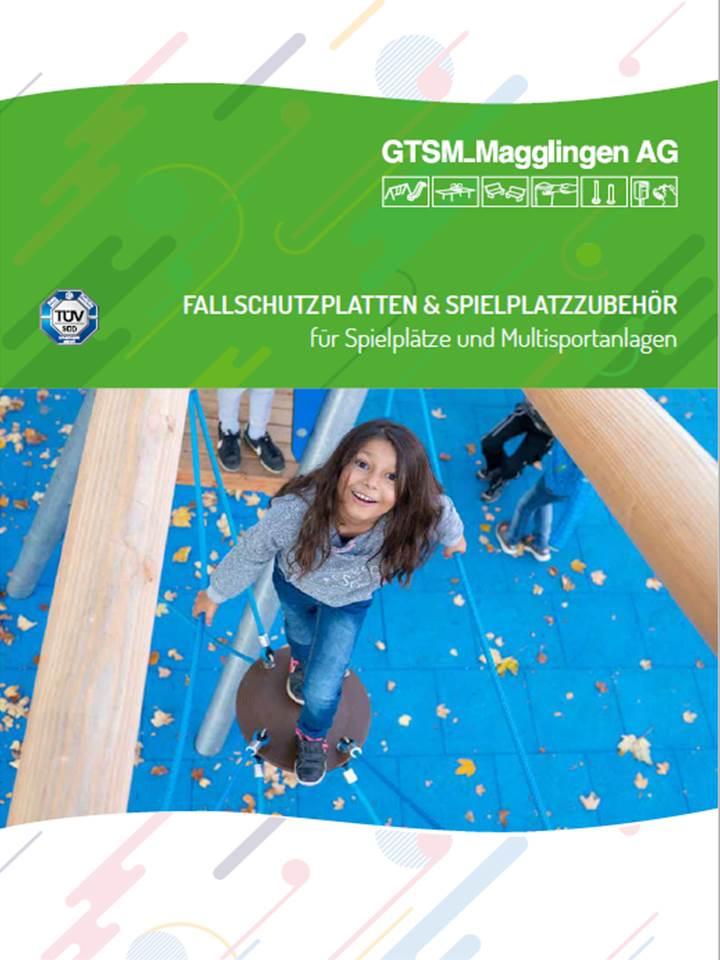 Stossdämpfender Fallschutz: Fallschutzplatten, Fallschutzmatten, Rasenkanten und Spielplatzgeräte für den Spielplatz aus Gummi – Granulat und EPDM.