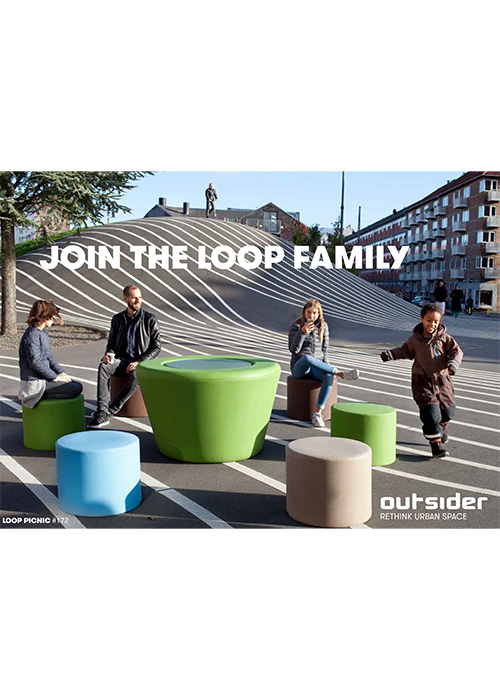 Outsider Loop Family