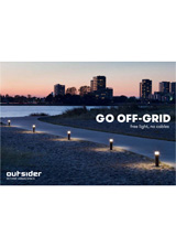Outsider Go Off-Grid LED-Lightning
